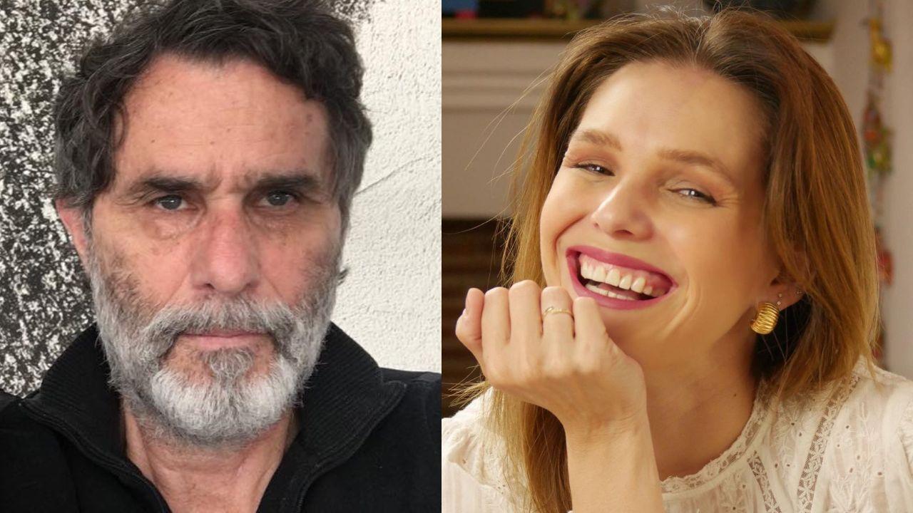 Humberto Zurita y Kika Edgar confirman su amor con romántica foto