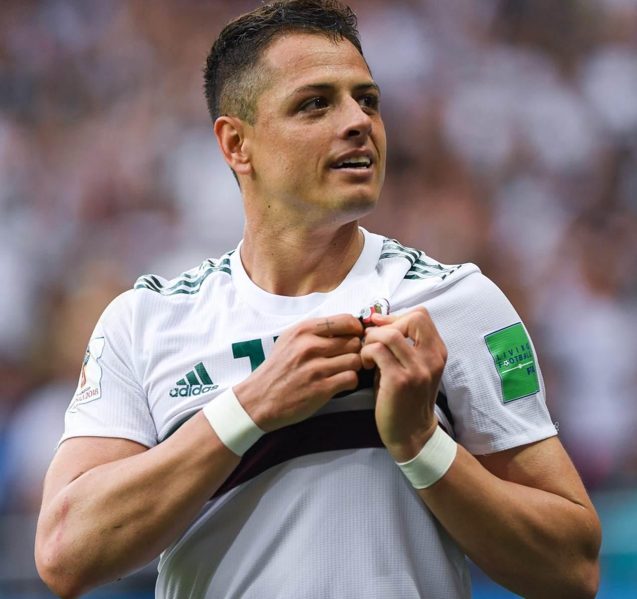Chicharito Hernández es demandado