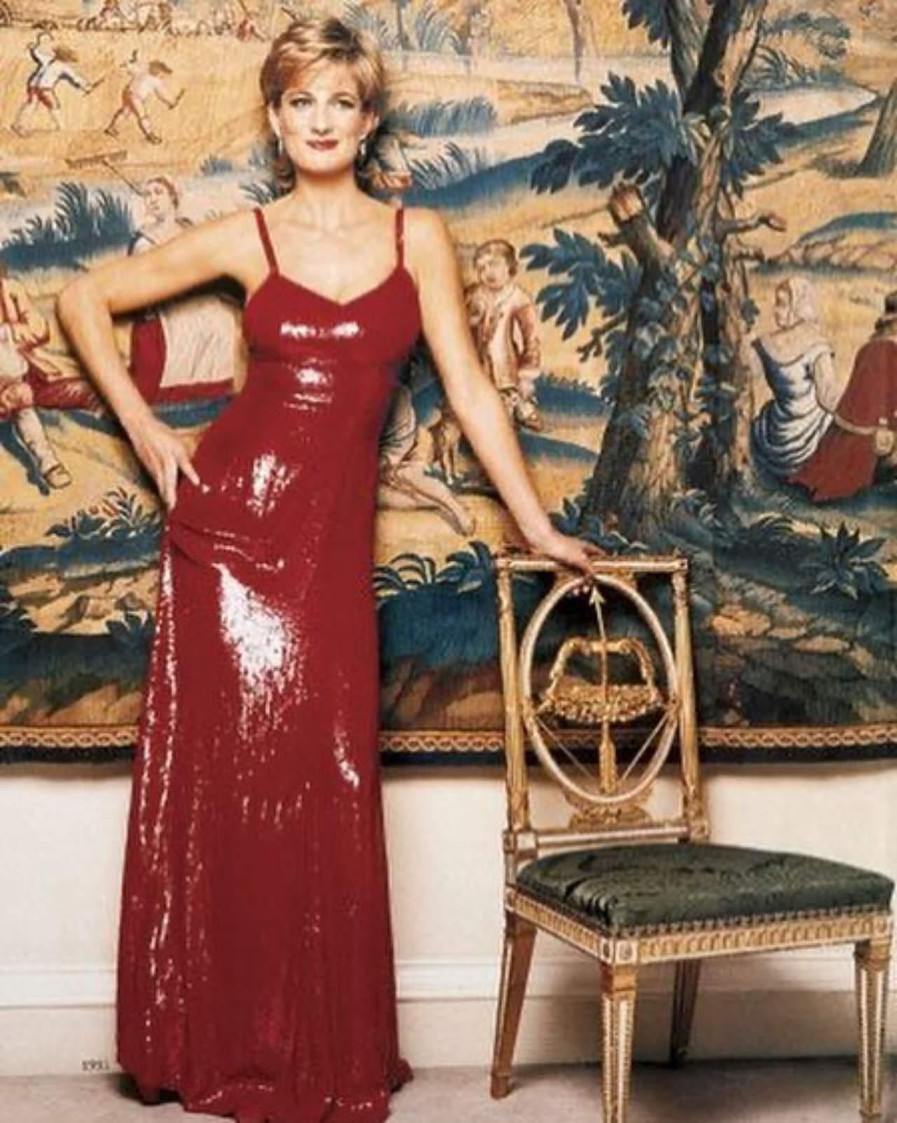 El look mas sexy princesa Diana
