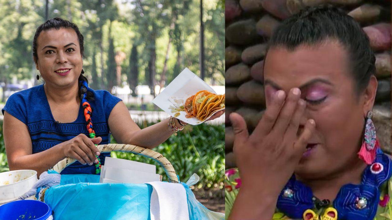 Lady Tacos de Canasta quería que restaurante le pagara 200 mil al mes, aseguran