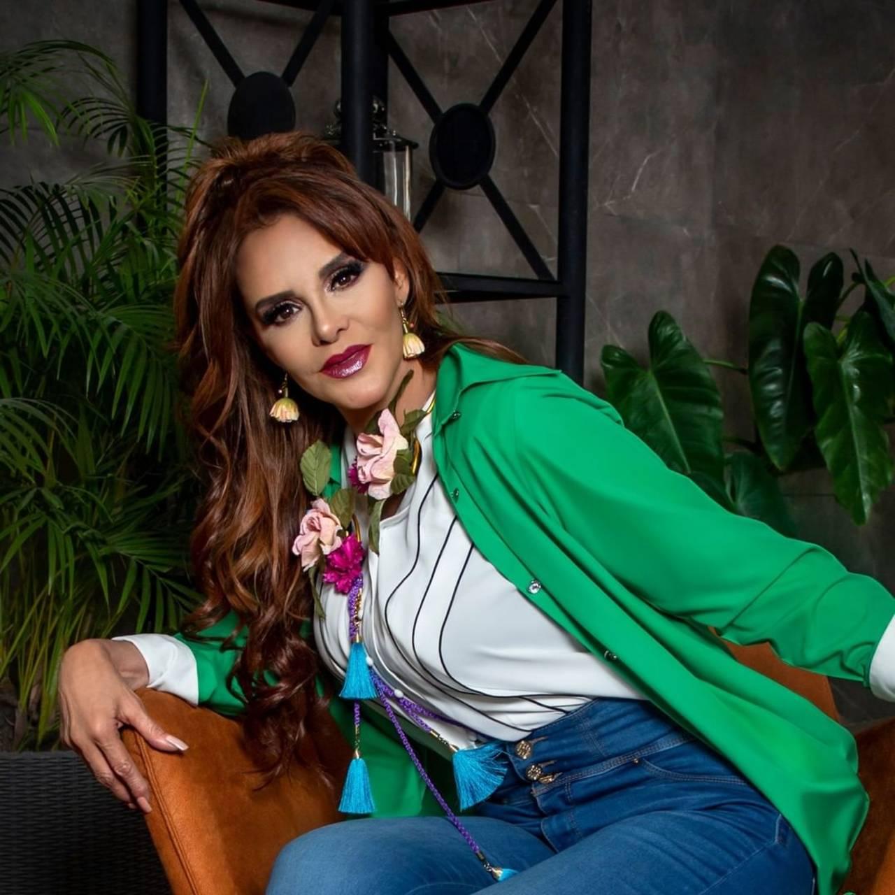 Lucía Méndez llama mentiroso a El Puma