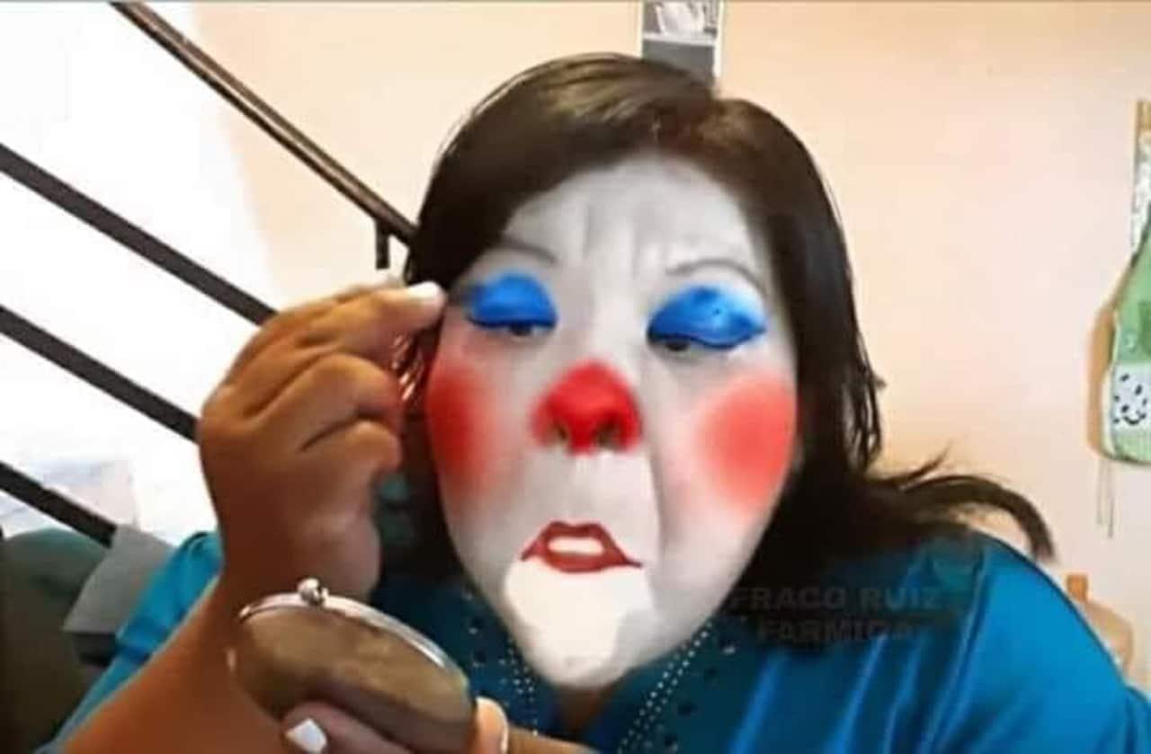 meme payaso maquillaje one direction reencuentro