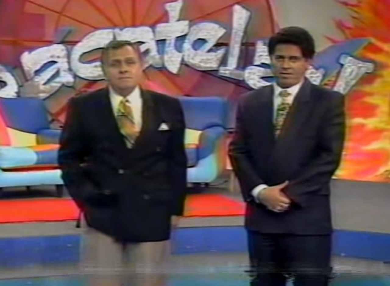 Mario Bezares y Paco Stanley en aquellos años