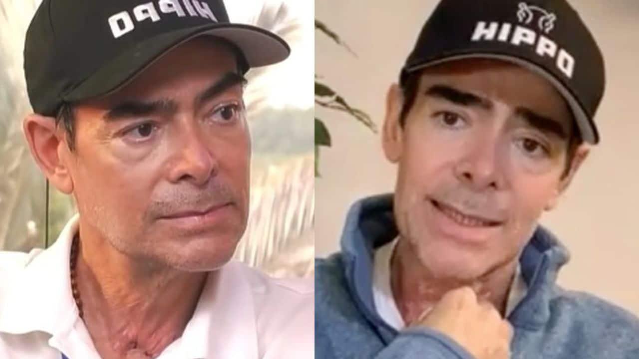 Toño Mauri regresa al hospital tras su doble trasplante de pulmón