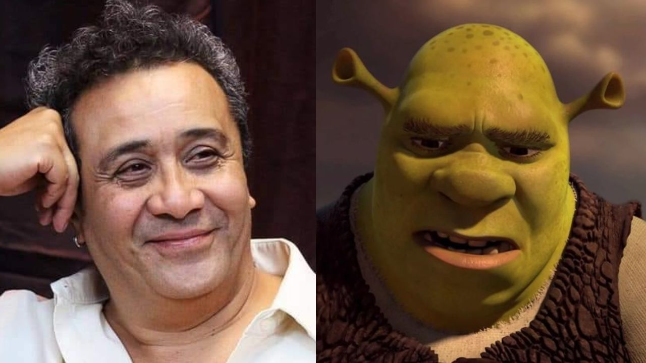 Hospitalizan al actor Alfonso Obregón, voz de Shrek, por un infarto