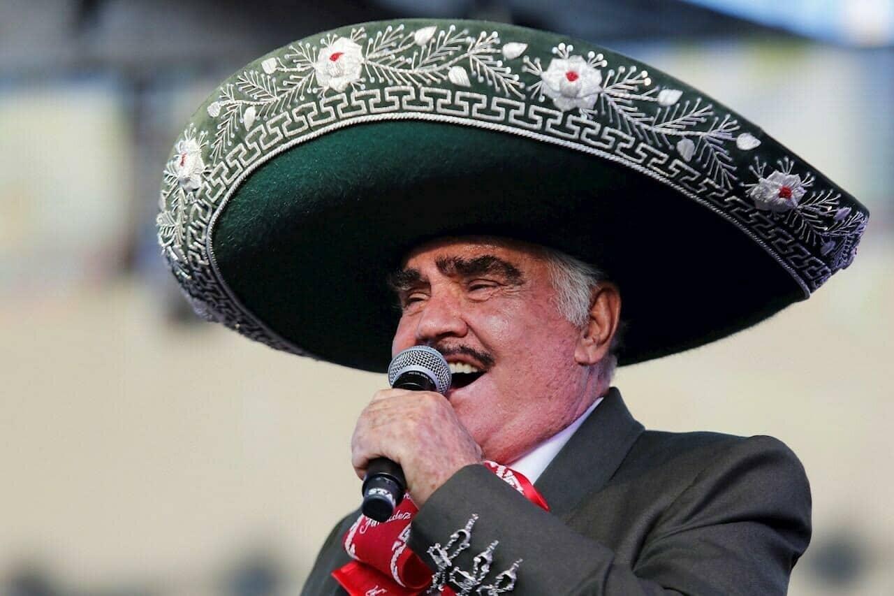 Vicente Fernández síndrome confirman