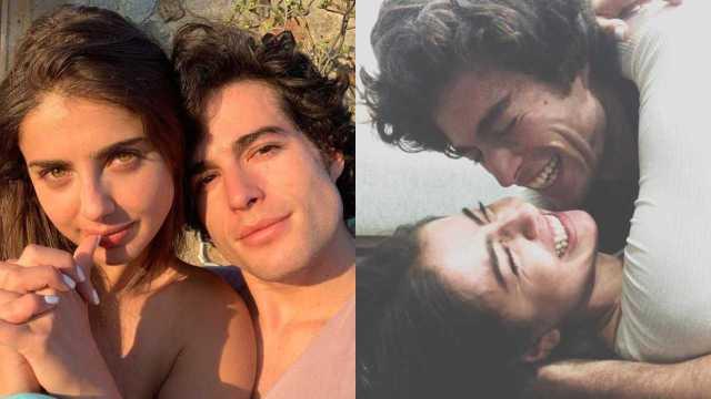 Danilo Carrera y Michelle Renaud regresaron