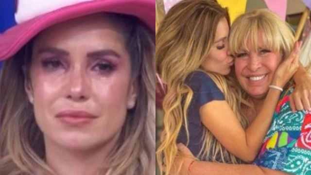 Andrea Escalona se quiebra al recordar el regalo que Magda le dejó