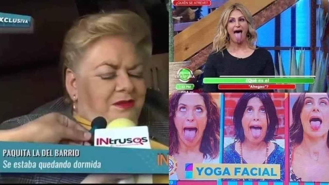14 exclusivas memeras que solo pudieron pasar en la tv mexicana