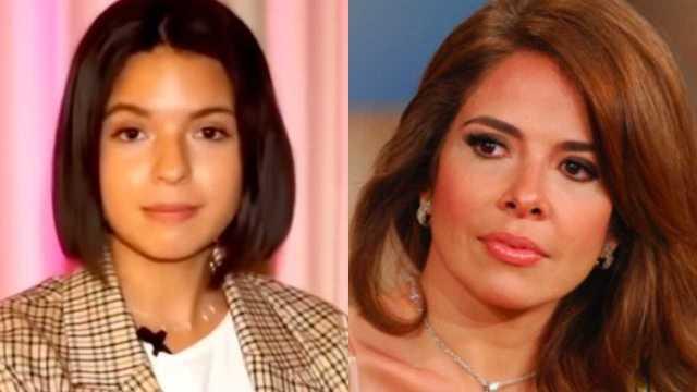 Gloria Trevi reacciona críticas Ángela Aguilar Karol G