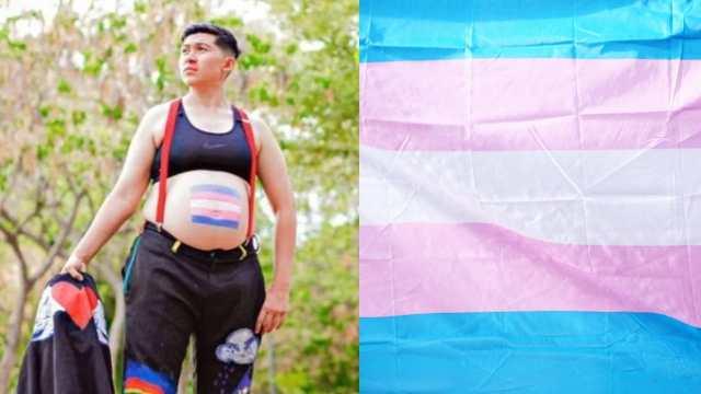 Hombre trans Sinaloa da a luz
