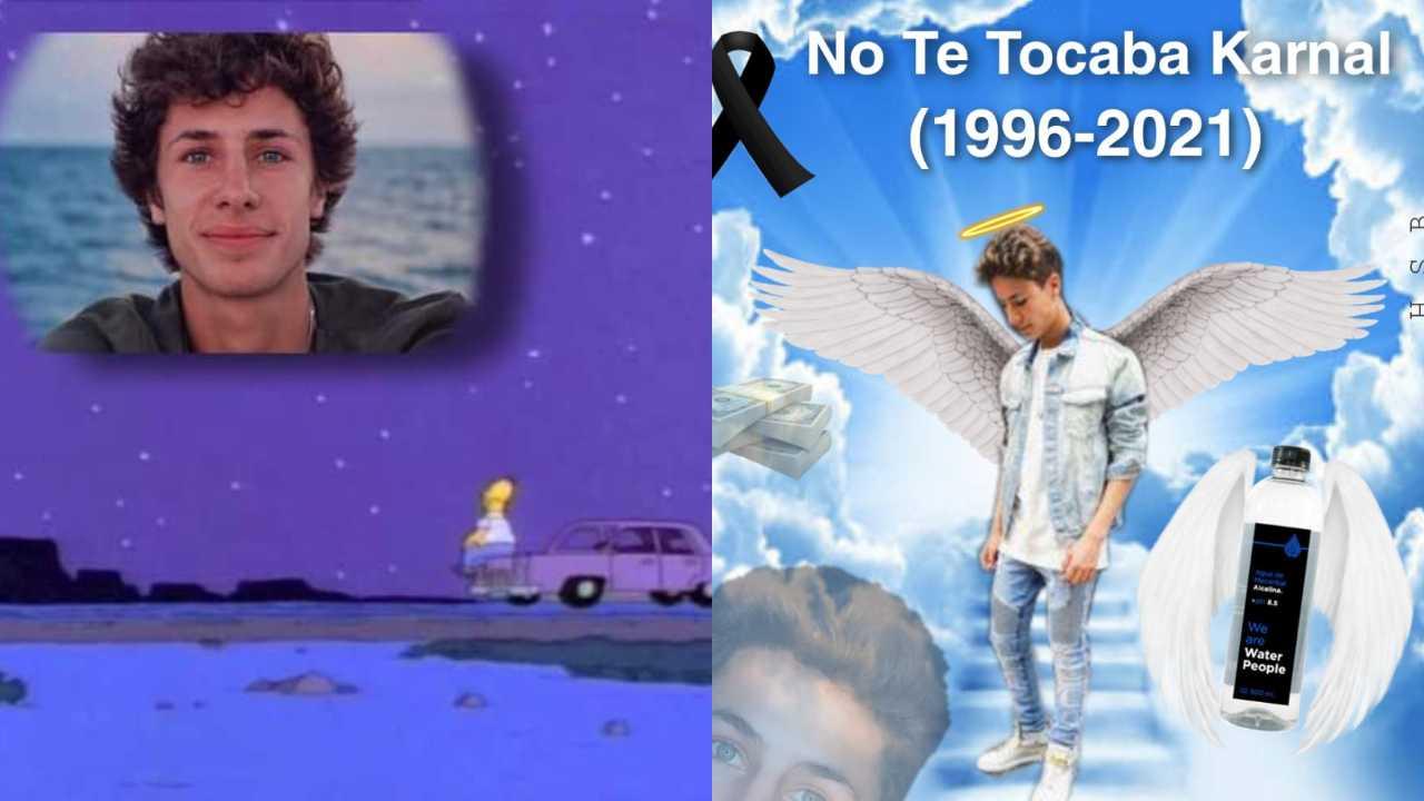 Juanpa Zurita murió e internet lo despide con memes