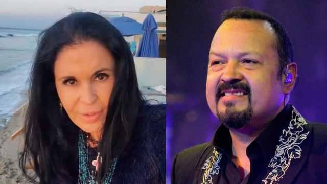 Maria Conchita Alonso arremete Pepe Aguilar