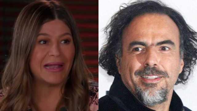 Martha Figueroa arremete contra González Iñarritu