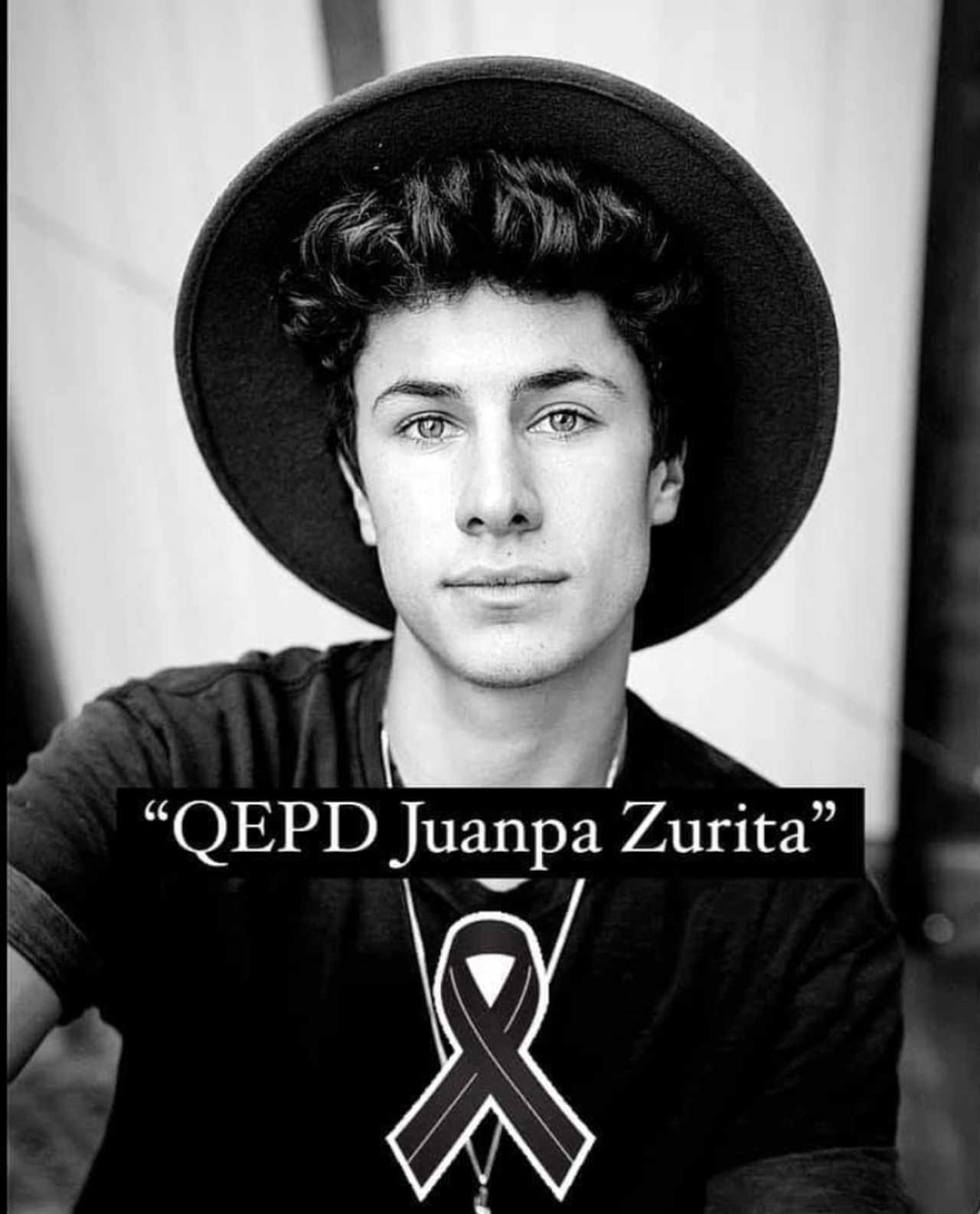 Meme de la muerte de Juanpa Zurita