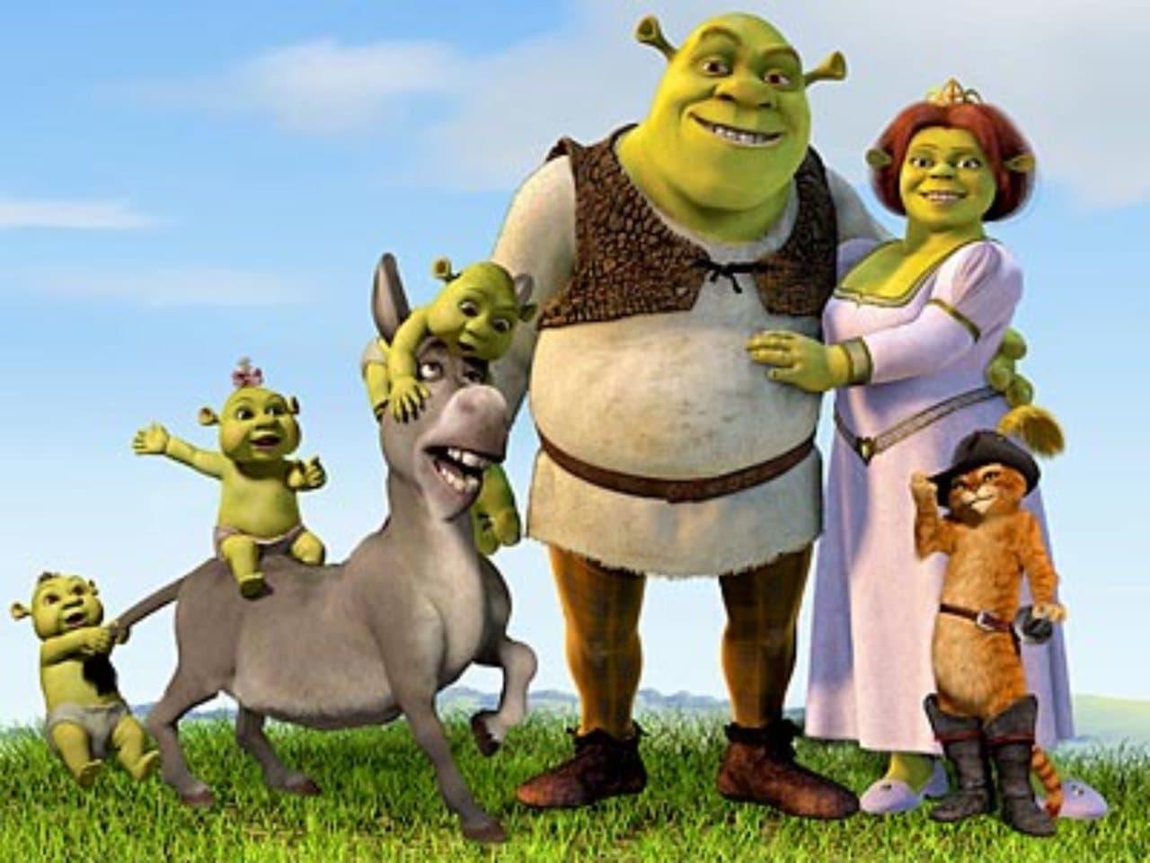 Preparan nueva pelicula de Shrek 2023