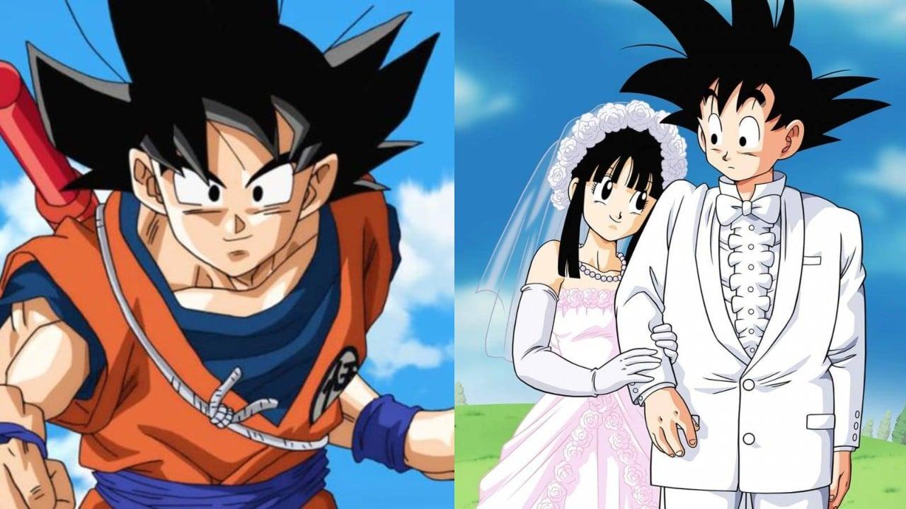 Goku Dragon Ball es asexual teoria