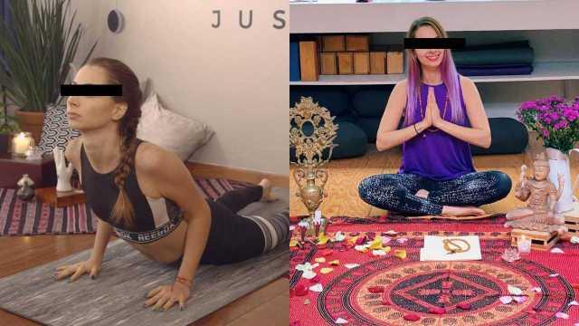 YosStop quiere dar clases de yoga