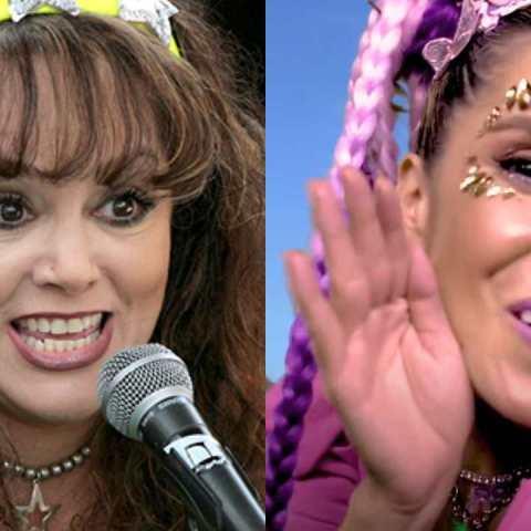 Andrea Escalona se lanza como cantante de musica infantil
