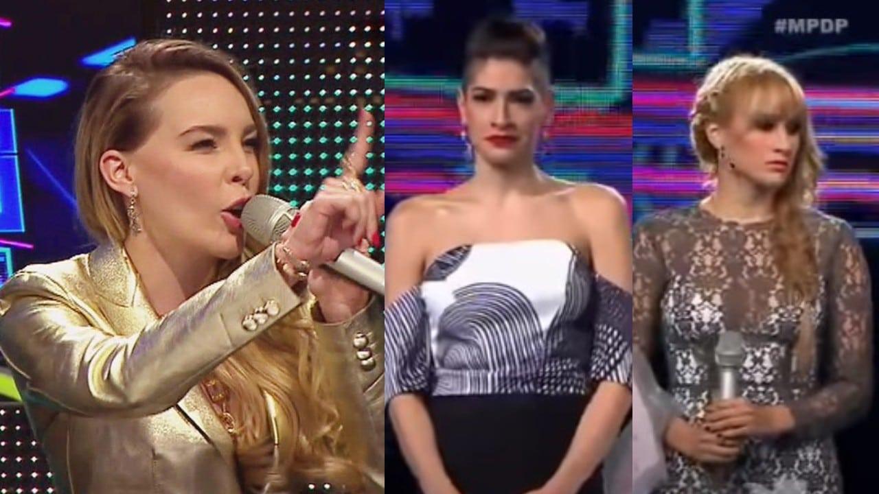 Belinda pelea con Ha Ash programa