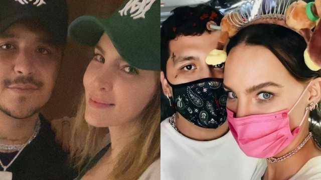 Belinda y Christian Nodal son captados juntos tras rumores de separación