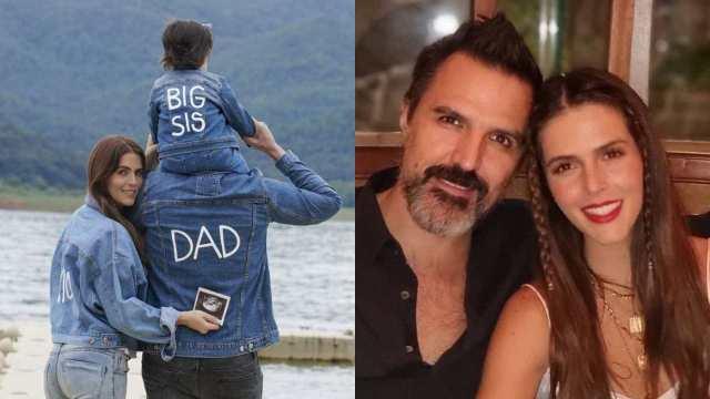 Claudia Álvarez anuncia que está embarazada de mellizos junto a Billy Rovzar