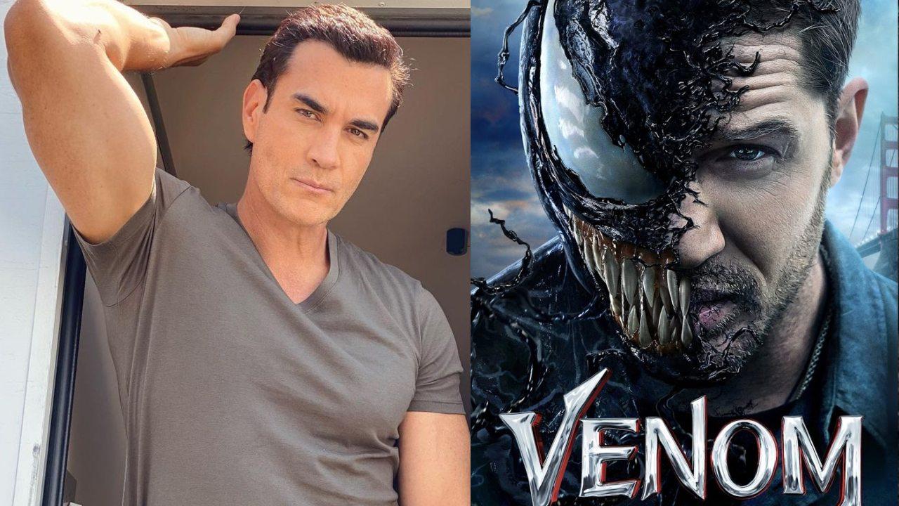 David Zepeda sale Venom 2 Marvel