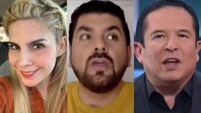 Michelle Rubalcava asegura que Karla Panini y Gustavo Adolfo Infante le hacen brujería