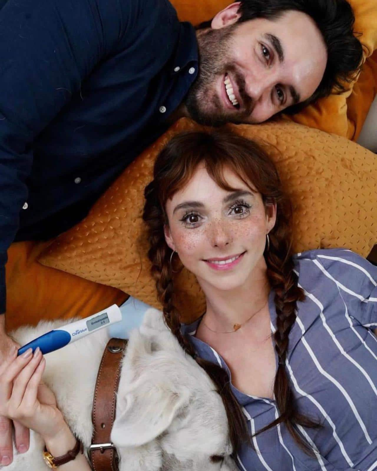 Natalia Tellez ataques embarazo apoyo aborto