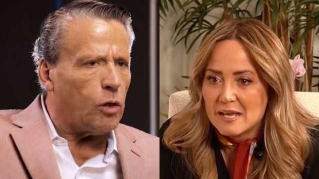 Andrea Legarreta revela qué pasó con Alfredo Adame
