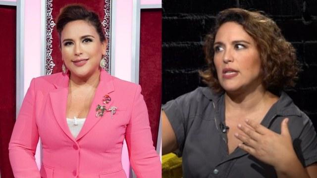 Angelica Vale recuerda veto de Televisa