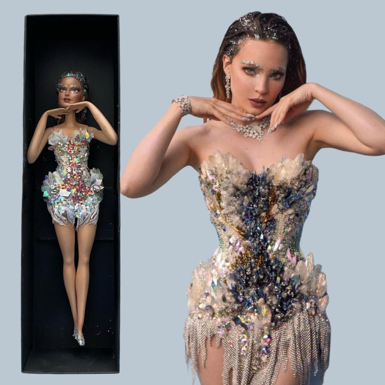 Belinda Barbie muneca creada por belifan