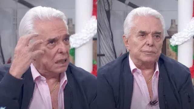 """Enrique Guzmán asegura que entre las mujeres """"está de moda"""" denunciar abuso"""