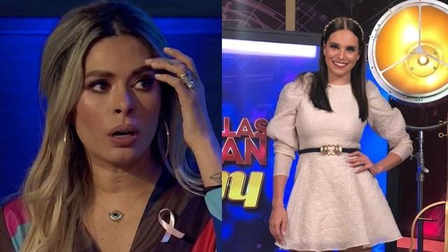 Galilea Montijo ausenta Hoy Tania Rincon