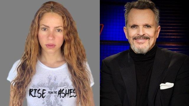 Shakira Miguel Bose involucrados Pandora Papers