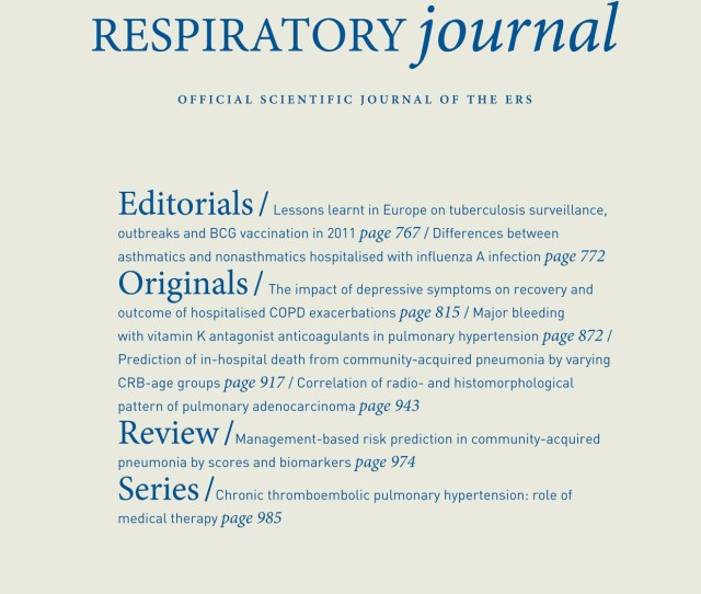 Transmission Of Multidrug Resistant And Extensively Drug Resistant Tuberculosis In A Metropolitan City European Respiratory Society