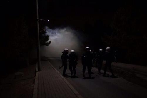 ODTÜ polis müdahalesi