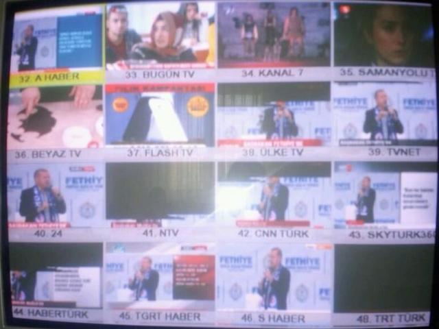 erdoğan 10 tv channels