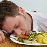 yemekten sonra yorgunluk ve halsizlik