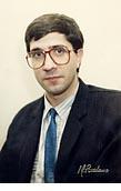 Fotografía oficial del diputado Francisco Javier López Alvarez