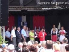 Tag der Franken 2010 in Kulmbach