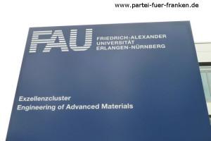 Verschläft die FAU die Zukunft?