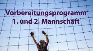 Vorbereitungsprogramm 2017/18