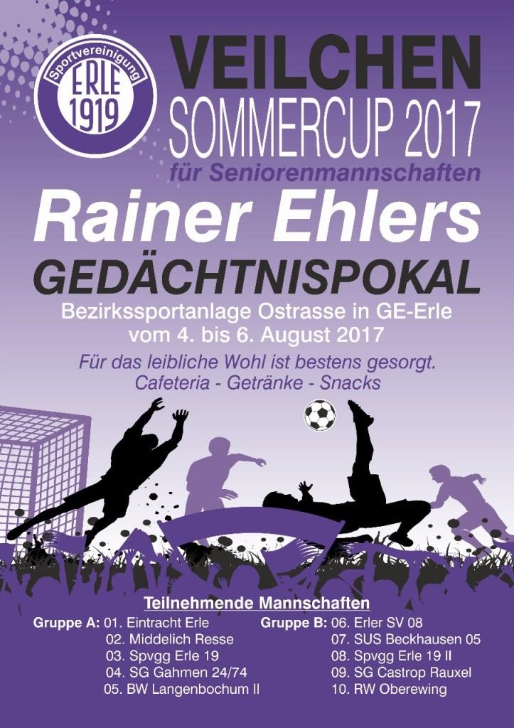Veilchen Sommercup 2017