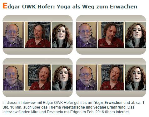 YogaInterview
