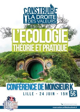 thumbnail_Conference Monsieur K - Ecologie A4 BAT