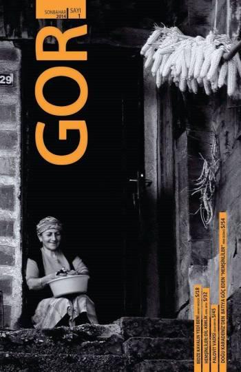 Gor Dergisi : Sayı 1