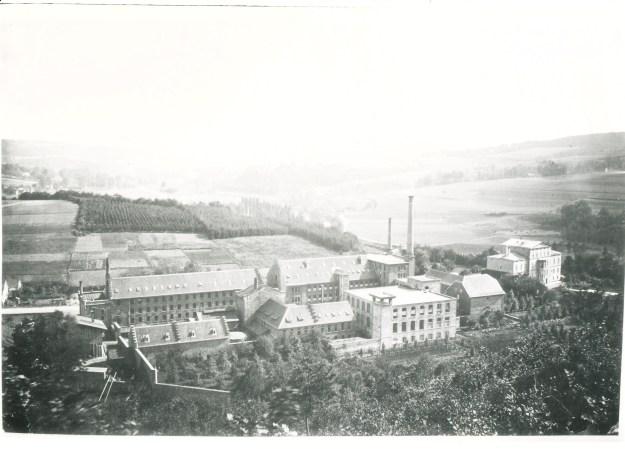 Ermen und Engels etwa 1868 Foto