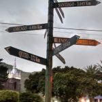 Sud America 2015/16 - Giorno #9 - Ecuador -Vergini inviolabili, carrucole e pali