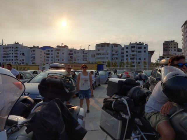 Balcani 2017 - Giorno #9 - Albania - I grandi misteri delle traversate dell'Adriatico